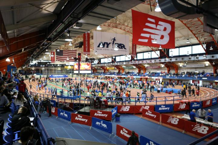 New Balance Armory Track And Field Center Dv8 Sports