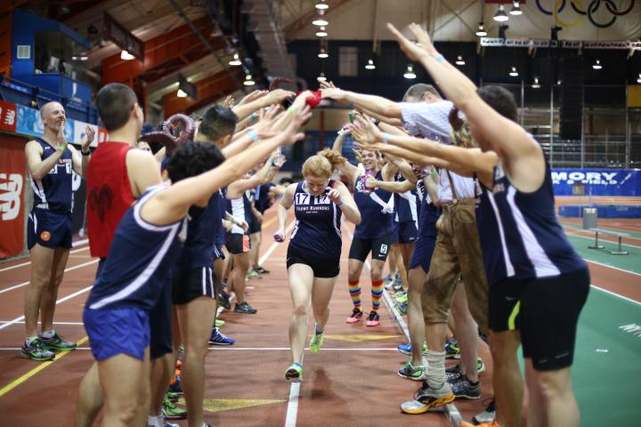 the armory nyc track meet
