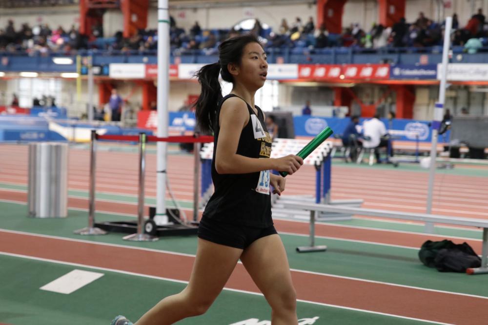 banneker high school track meet results