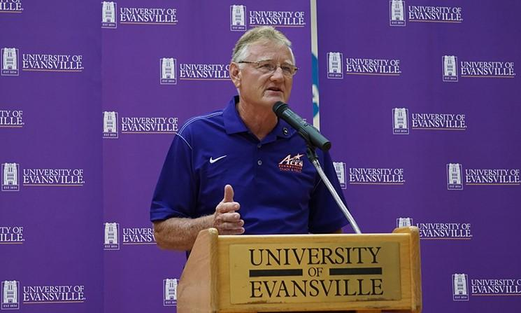 University Of Evansville Track And Field And Cross Country